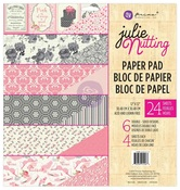 Julie Nutting 12 x 12 Paper Pad - Prima - PRE ORDER