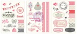 Julie Nutting Stickers - Prima