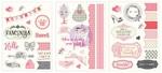 Julie Nutting Stickers - Prima - PRE ORDER