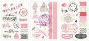 Julie Nutting Stickers - Prima
