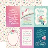 4 x 6 Journaling Cards Paper - Imagine That Girl - Echo Park