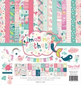 Imagine That Girl Collection Kit - Echo Park