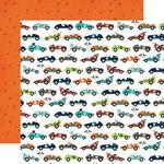 Car Race Paper - Imagine That Boy - Echo Park - PRE ORDER