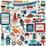Image That Boy Element Stickers - Echo Park