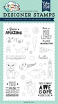 You Are Amazing Stamp Set - Echo Park