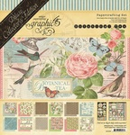 Botanical Tea Deluxe Collectors Edition - Graphic 45