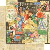Little Women Paper - Graphic 45 - PRE ORDER