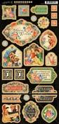 Little Women Chipboard - Graphic 45