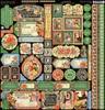 Little Women Sticker Sheet - Graphic 45