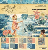 Sun Kissed 12 x 12 Collection Pack - Graphic 45 - PRE ORDER