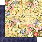 Sunlit Medley Paper - Floral Shoppe - Graphic 45