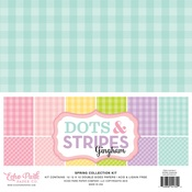 Spring 2018 Gingham Collection Kit - Echo Park