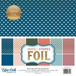 Spring 2018 Gold Foil Dot Collection Kit - Echo Park