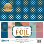 Spring 2018 Gold Foil Dot Collection Kit - Echo Park - PRE ORDER