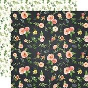 Market Floral Paper - Spring Market - Carta Bella