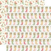 Rainboots Paper - Spring Market - Carta Bella