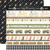 Border Strips Paper - Spring Market - Carta Bella