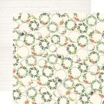 Wreath Décor Paper - Spring Market - Carta Bella