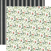 Farm Floral Paper - Spring Market - Carta Bella