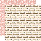 Home Sweet Home Paper - Spring Market - Carta Bella