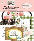 Spring Market Ephemera - Carta Bella