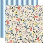 Garden Melody Paper - Practically Perfect - Carta Bella - PRE ORDER