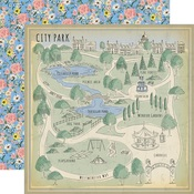 City Park Paper - Practically Perfect - Carta Bella