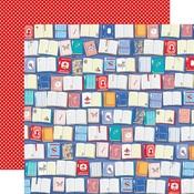 Literary Love Paper - Practically Perfect - Carta Bella - PRE ORDER