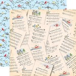 Sweet Songs Paper - Practically Perfect - Carta Bella