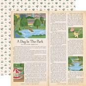 Storybook Paper - Practically Perfect - Carta Bella - PRE ORDER