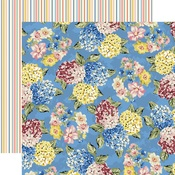 Jolly Floral  Paper - Practically Perfect - Carta Bella
