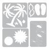 Beach Sizzix Sidekick Side-Order Set By Tim Holtz