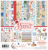 Practically Perfect Collection Kit - Carta Bella - PRE ORDER
