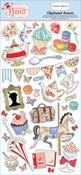 Practically Perfect Chipboard Accents - Carta Bella