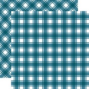 Nantucket Paper - Tartan No 1 - Carta Bella