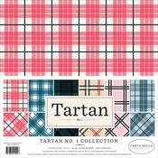 Tartan No 1 Collection Kit - Carta Bella
