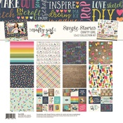 Crafty Girl Collection Kit - Simple Stories