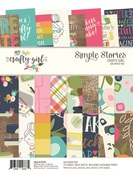 Crafty Girl	6x8 Pad - Simple Stories