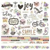 BlissCombo Sticker - Simple Stories