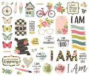 I Am… Bits & Pieces - Simple Stories