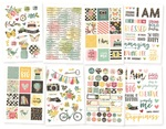 I Am… Stickers - Simple Stories - PRE ORDER