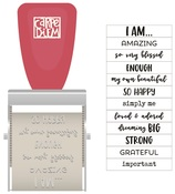 I Am… Roller Stamp - Simple Stories