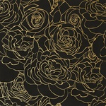 Love Story Foiled Paper - Always & Forever - Simple Stories - PRE ORDER