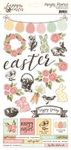 Happy Easter Sticker Sheet - Simple Stories