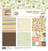 Mama Llama Collection Kit - Simple Stories Simple Set