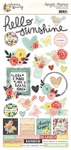 Welcome Spring Sticker Sheet - Simple Stories Simple Set