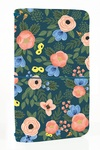 Navy Floral Travelers Notebook - Echo Park