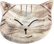 Paradise Blacklip Cat Needle Keeper