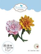 Dahlia 2 - Elizabeth Craft Metal Die By Susan's Garden Club