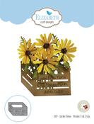 Wooden Fruitcrate - Elizabeth Craft Metal Die By Susan's Garden Club